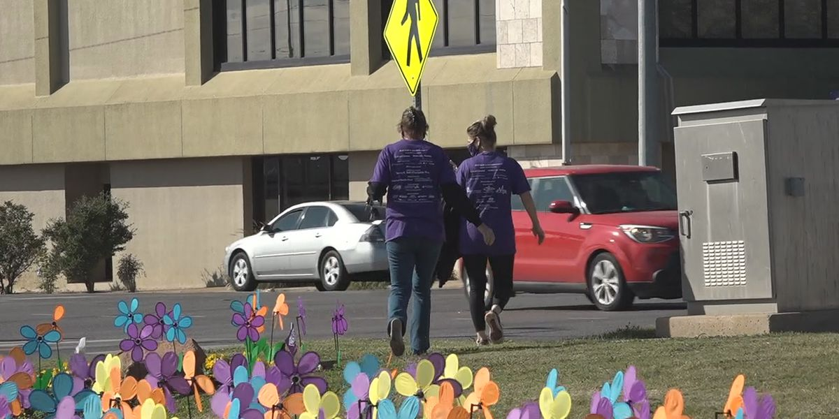 People across Lawton walked Saturday to end Alzheimer's