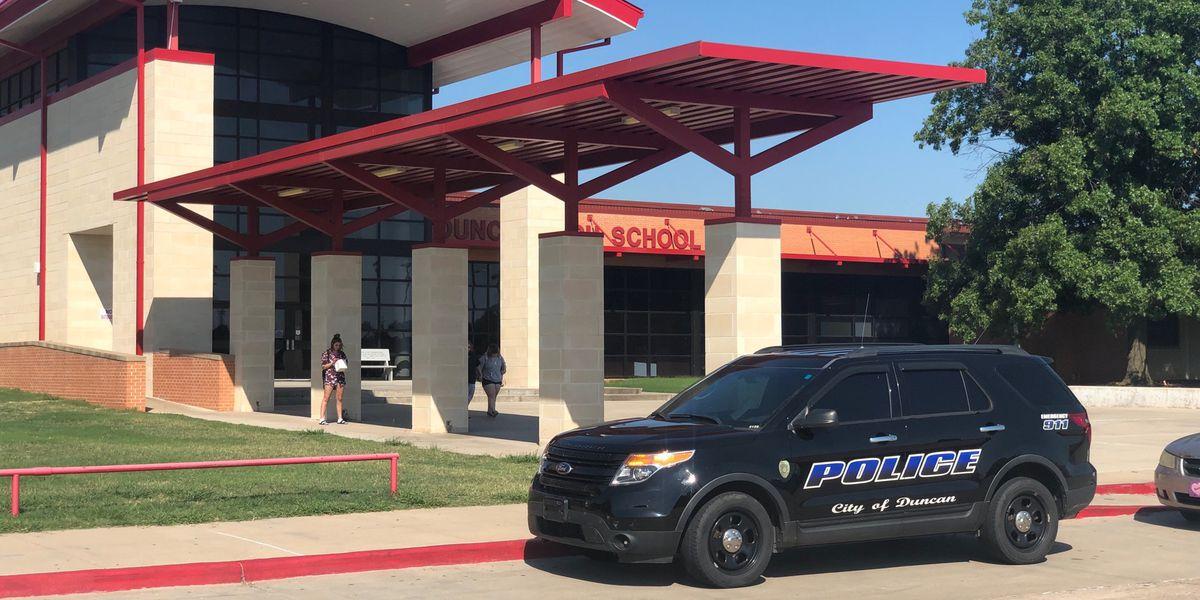 Duncan Public Schools investigating threat