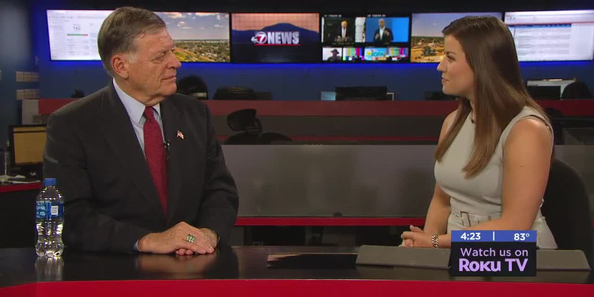 Congressman Tom Cole discusses budget, Fort Sill, and Farm Bill
