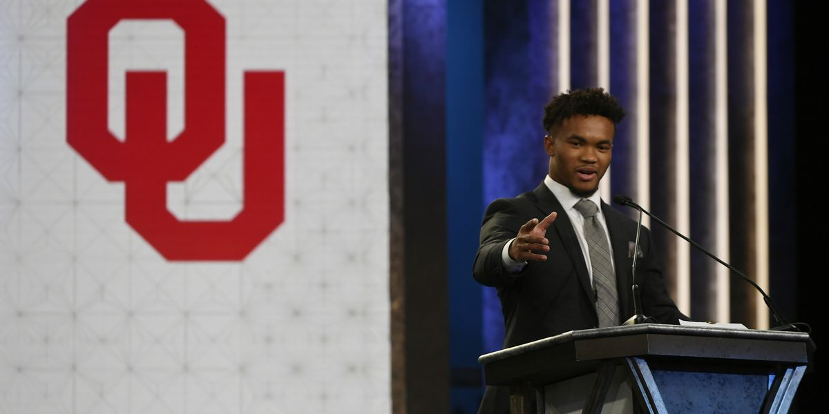 Oklahoma's Murray beats Alabama's Tagovailoa for Heisman