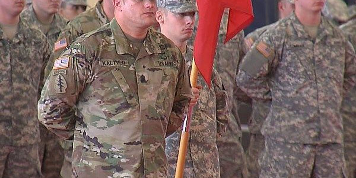 300 Fort Sill soldiers prepare for deployment