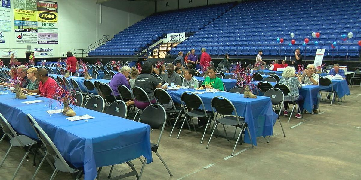 """Thousands participate in Lawton's ASYMCA """"Y-Fry"""""""
