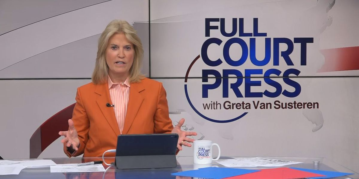 7News talks with Gray TV's Greta Van Susteren about new show