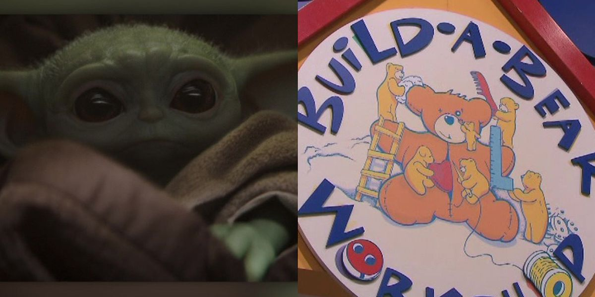 Buy it, you will: 'Baby Yoda' coming to Build-a-Bear