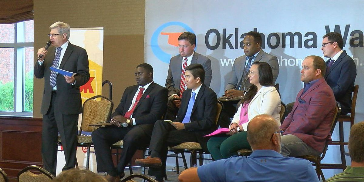 Legislative Candidate Forum hosted at Cameron University