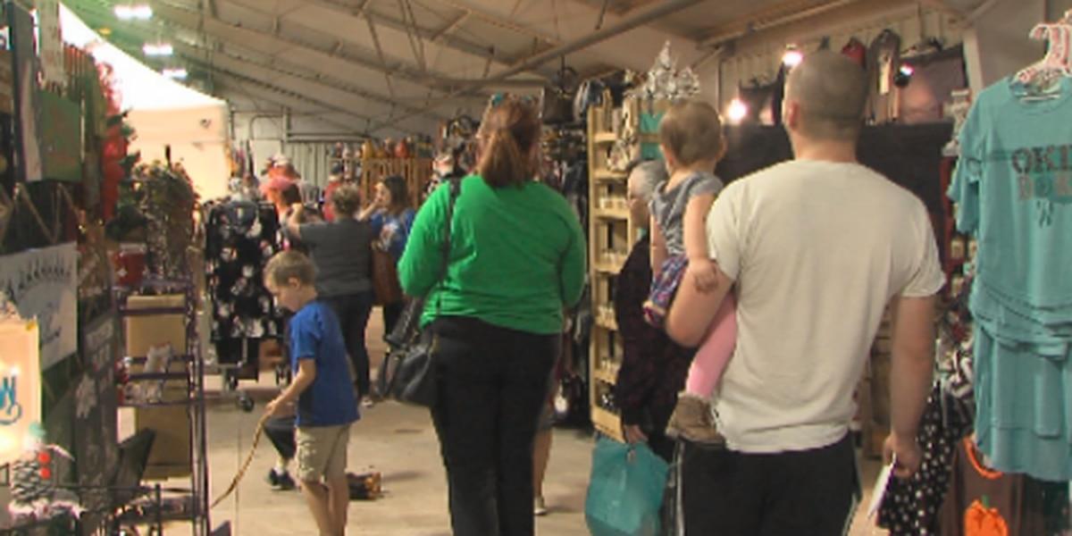 Craft Harvest Craft Show kicks off