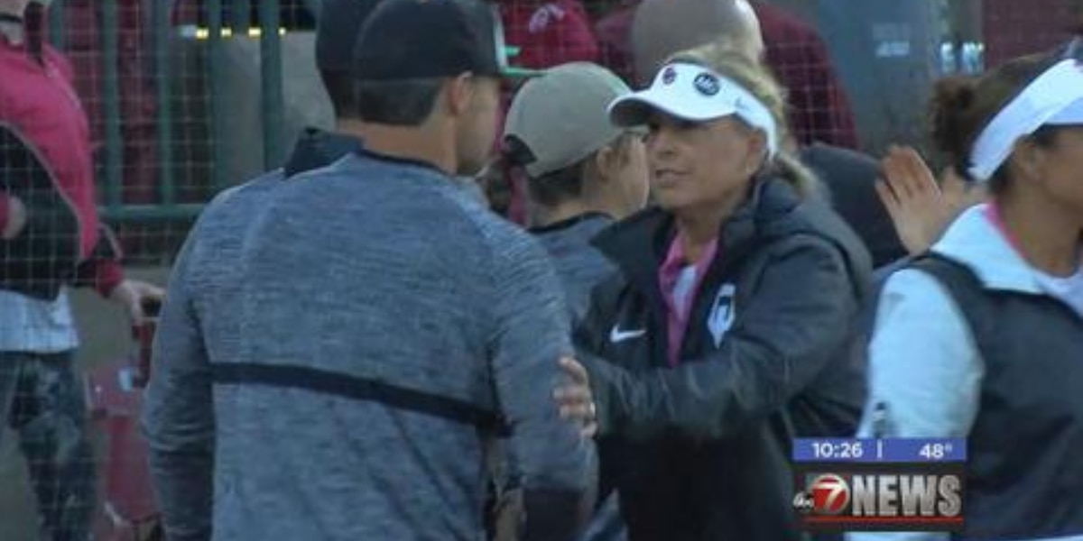 No. 2 OU knocks off North Texas 8-0 in DeLong's return to Oklahoma