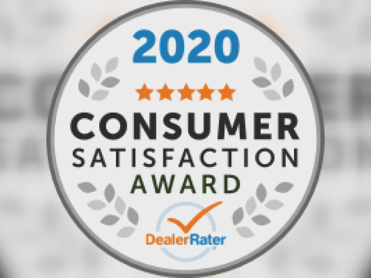 Local dealership earns consumer satisfaction award
