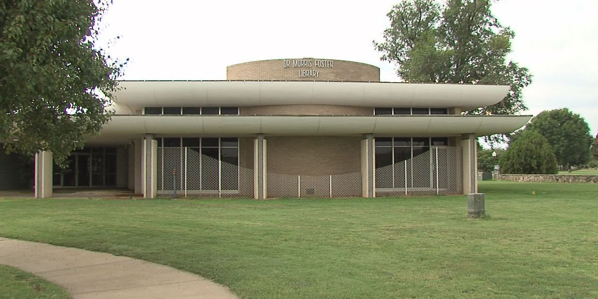 Old library to be new Altus Senior Activity Center