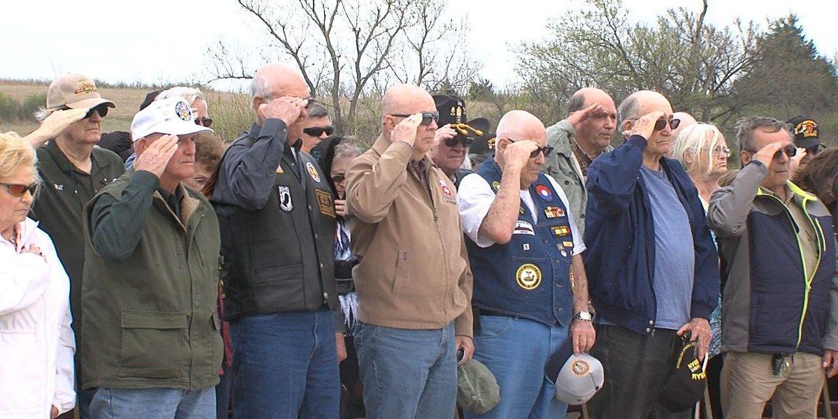 Gov Fallin announces OK Veterans Pilot Program