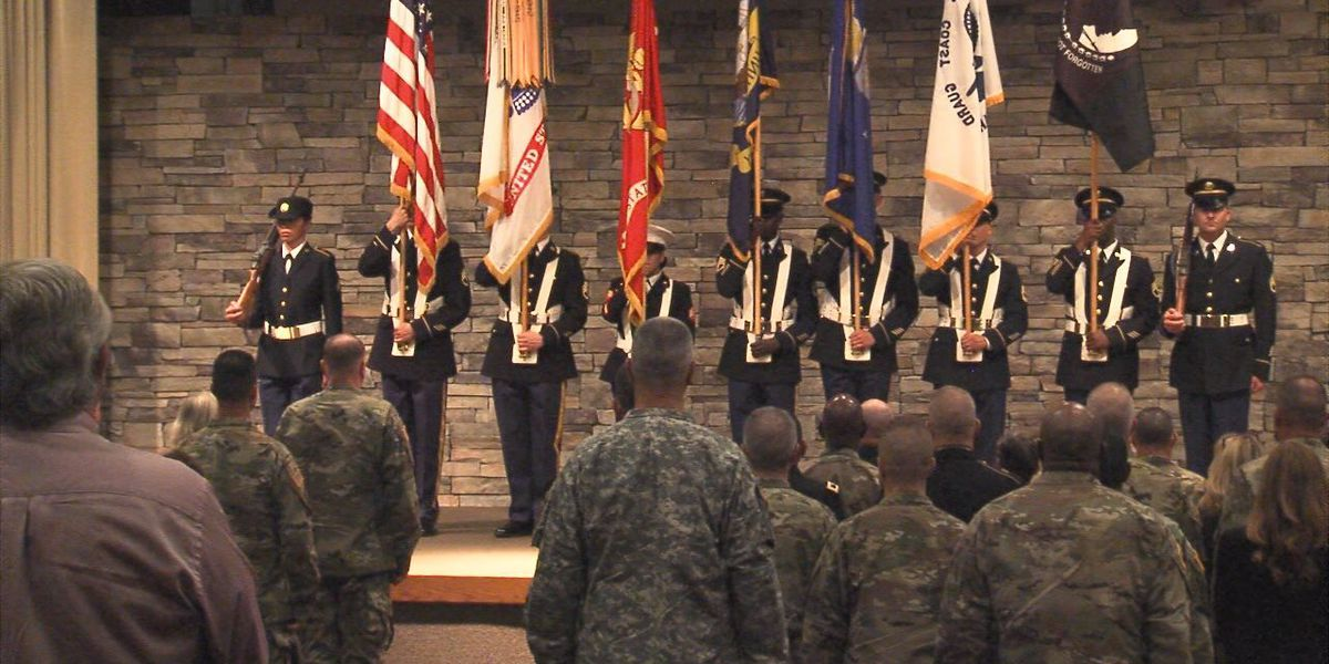 Veterans honored at Fort Sill Veterans Day Ceremony