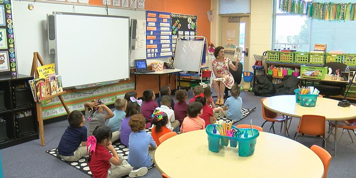 LPS teacher of the year reflects on experiences