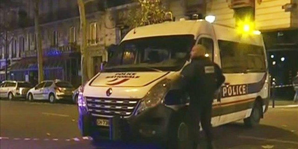 Official: As many as 120 dead in string of Paris attacks