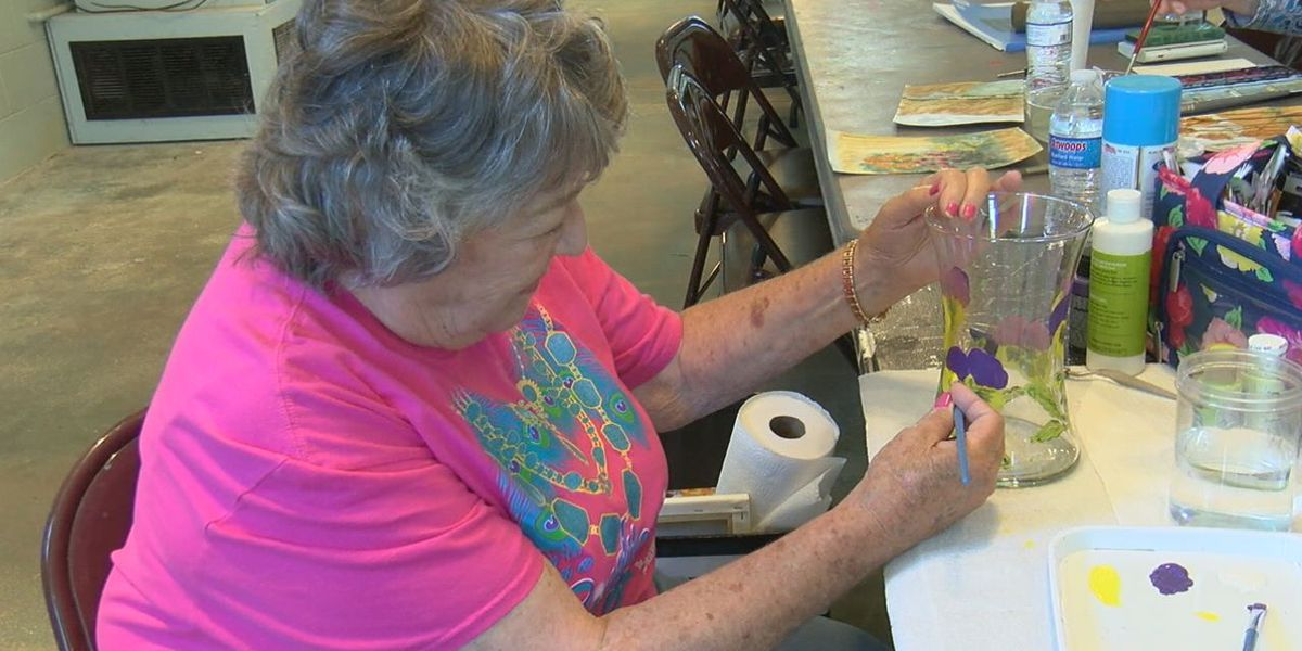 Lawton Fort Sill Art Council gives artists a place to work weekly