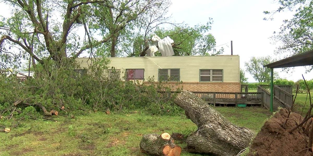 NWS gives Charlie tornado a preliminary EF1 rating