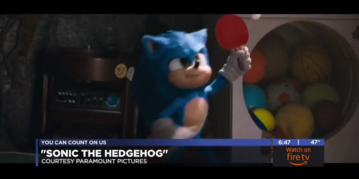 7News at the Movies: Sonic the Hedgehog and more