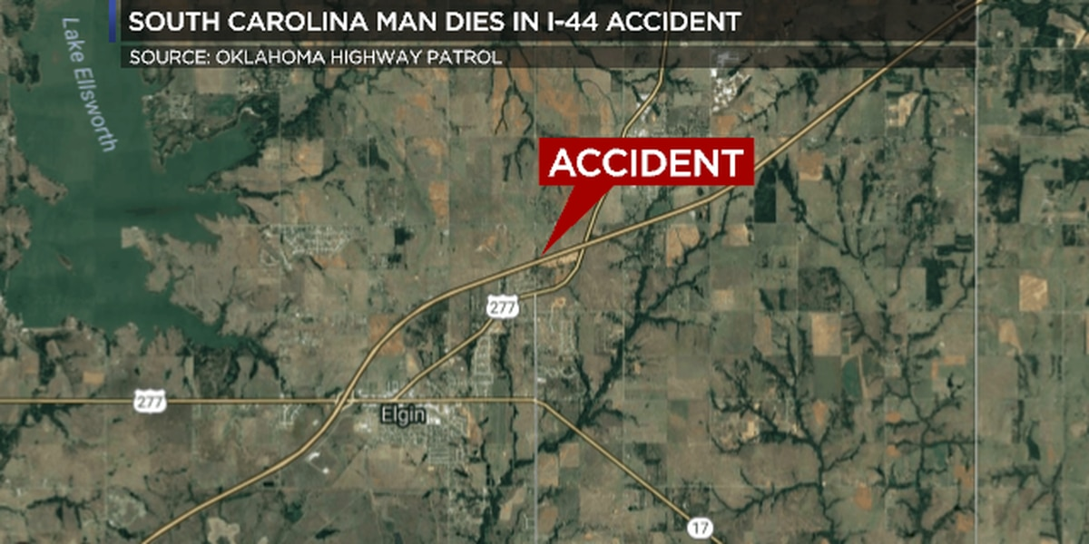 South Carolina man killed in I-44 accident