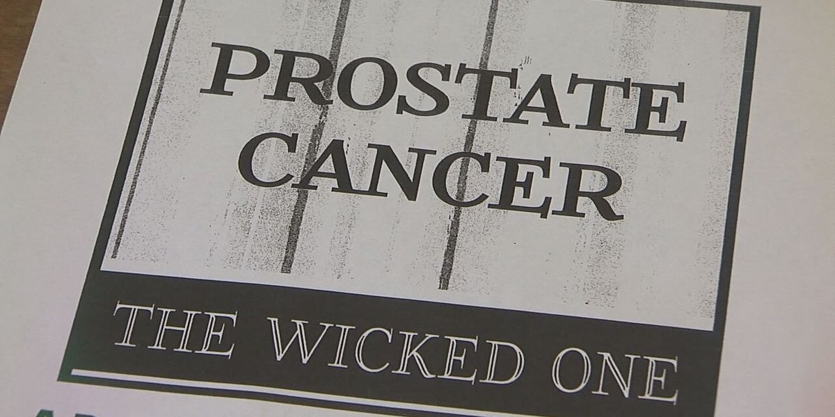 Duncan man educates others about prostate cancer