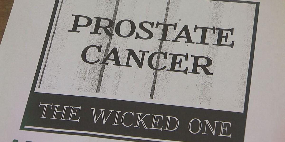 Free prostate exams at Duncan Regional Hospital