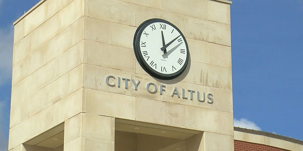 City of Altus puts emergency water use restrictions in place