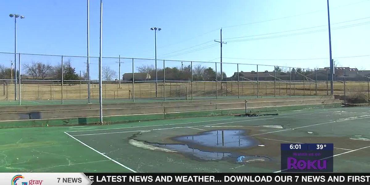 City of Lawton to begin renovating tennis courts