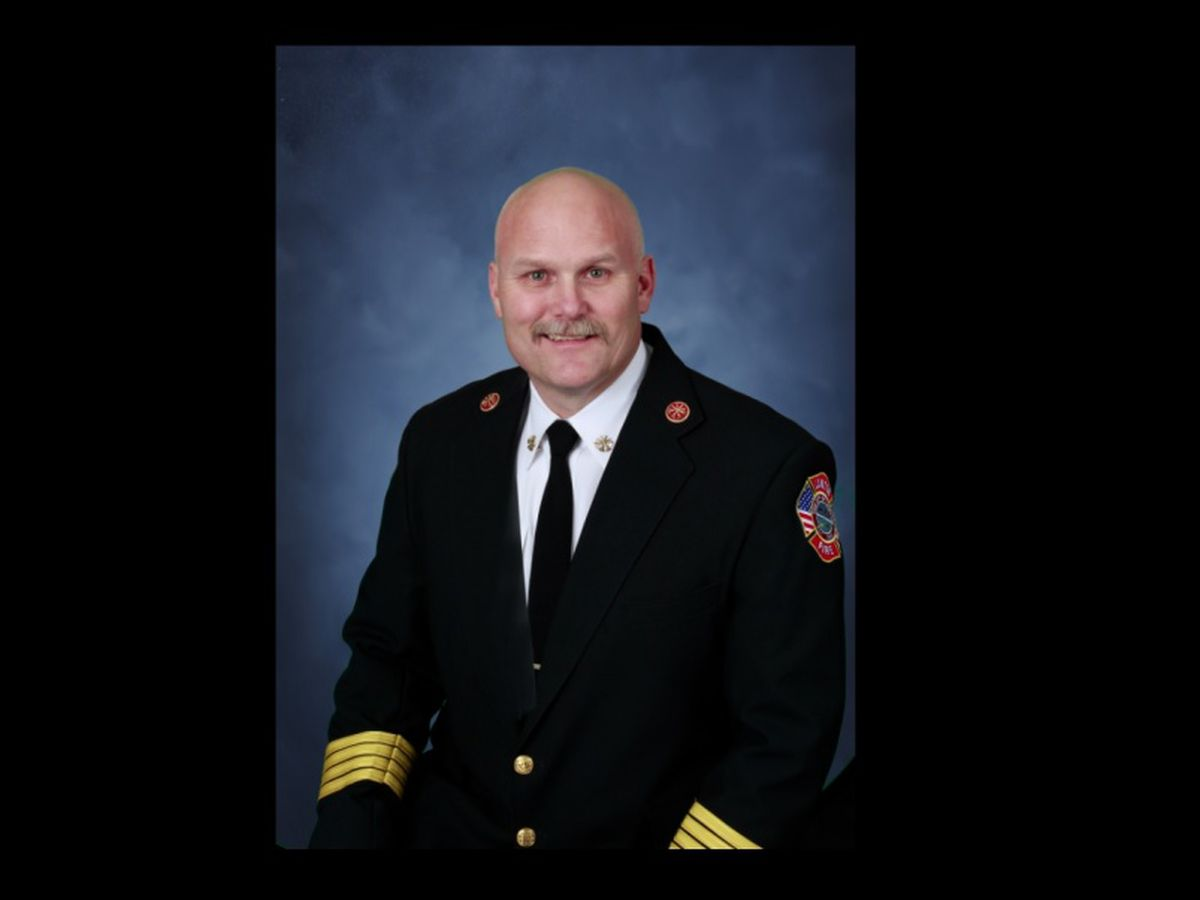 Lawton picks new fire chief