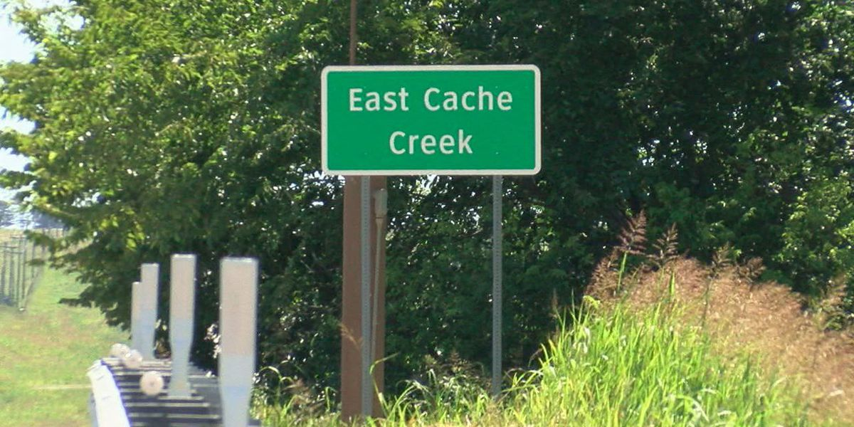Cache Creek possible drowning victim identified