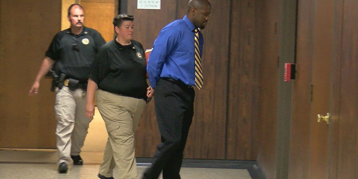 UPDATE: Jury finds man guilty of shooting GEO correctional officer