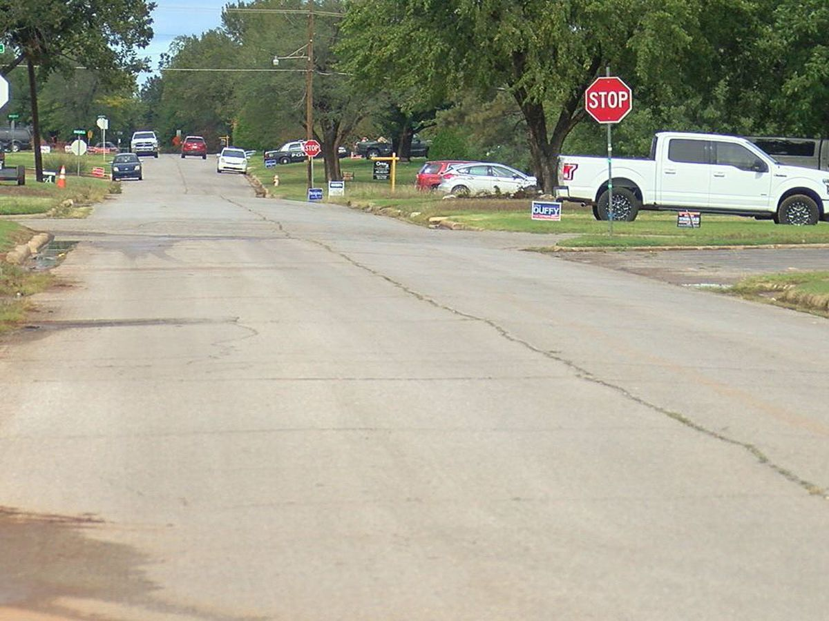 Campaign signs stolen, damaged in Altus