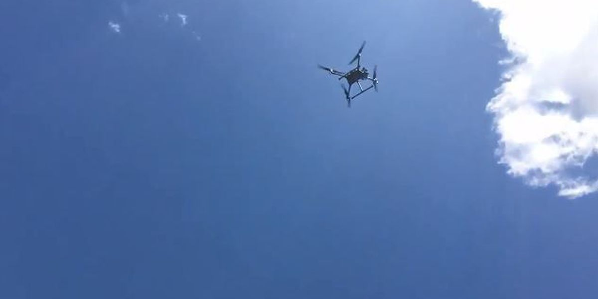 Measure aims to regulate drone use over private property