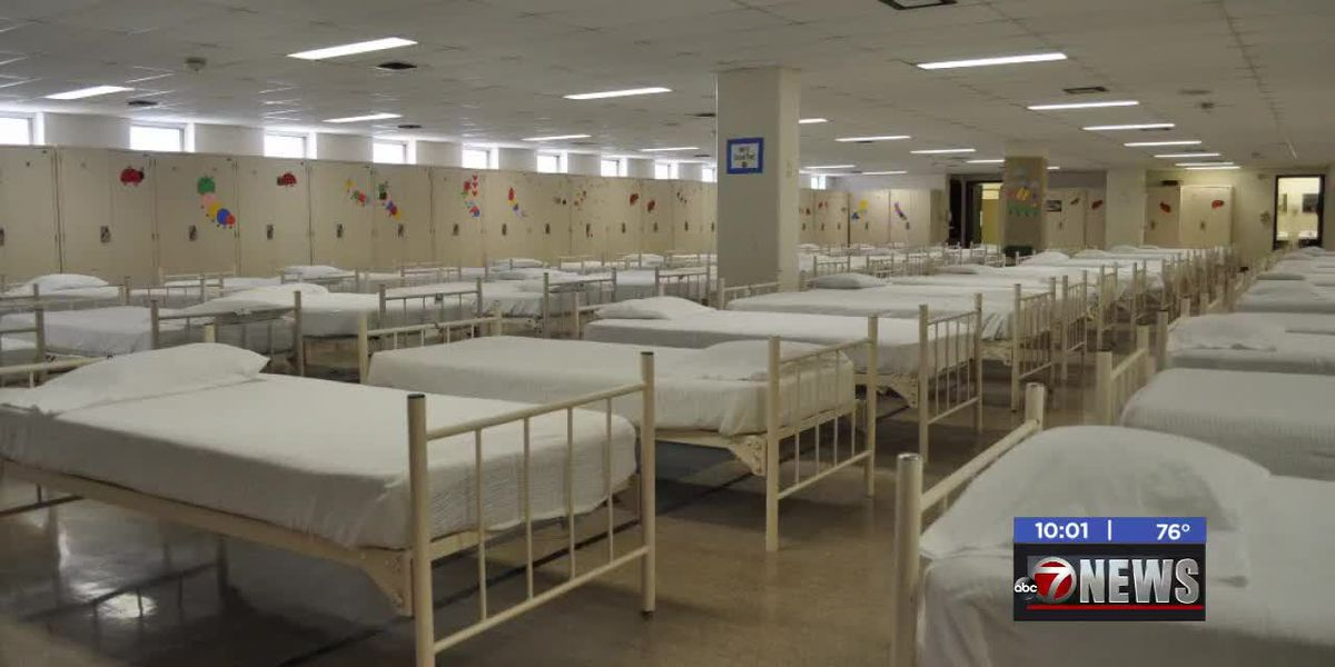 Fort Sill to house over 1,000 migrant children