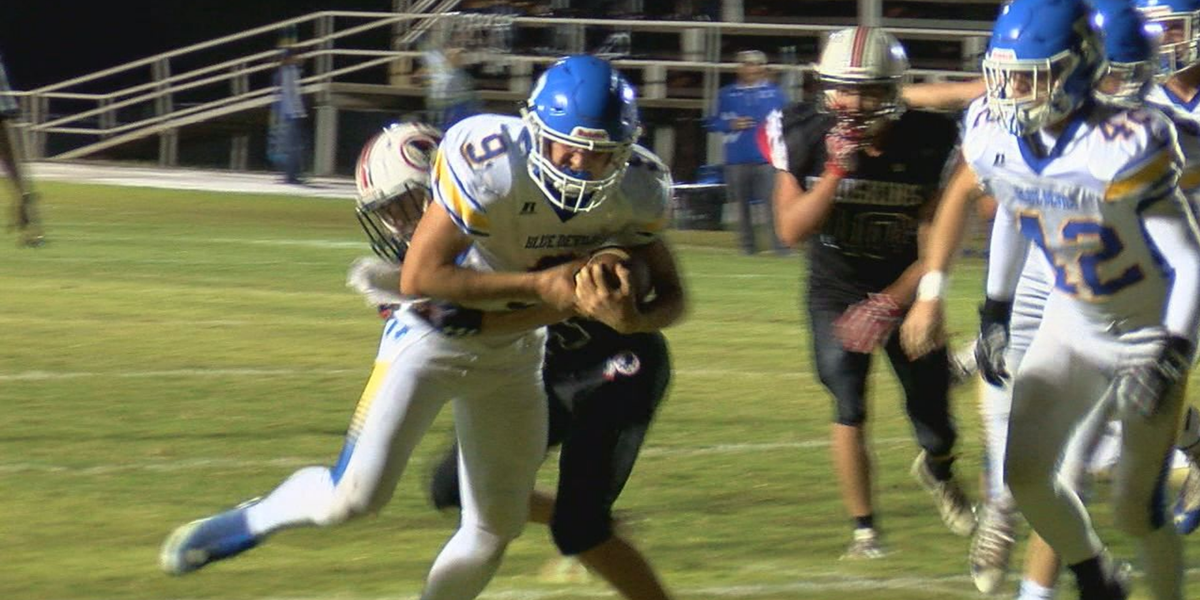 No. 4 Ringling routs Rush Springs, 41-6