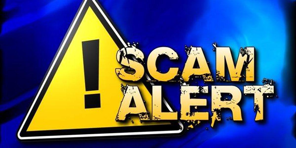 SCAM ALERT: Lawton Fidelity customers beware