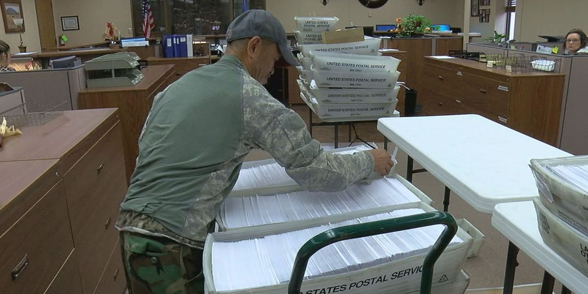 Comanche County tax statements mailed out