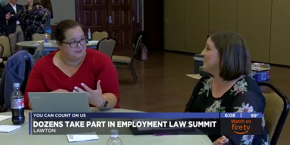 Cameron University hosts employment law summit