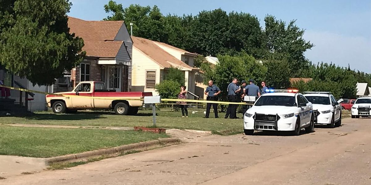 UPDATE: Police release more information on Monday's shooting in north Lawton