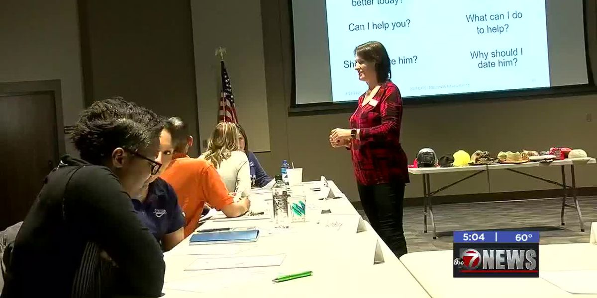 Group hosts active listening workshop in Lawton