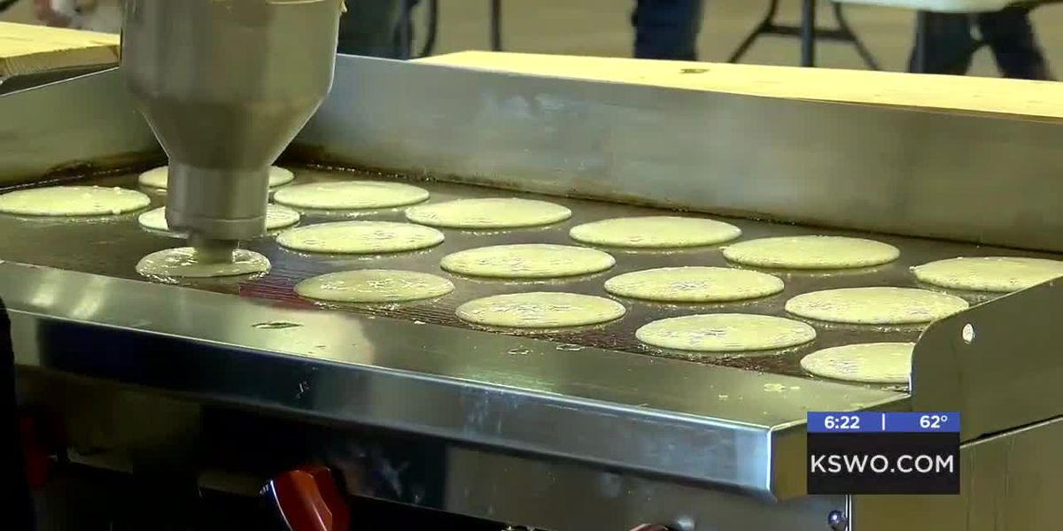AMBUCS 64th annual Pancake Day helps give community members mobility
