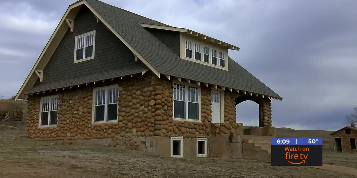 Renovations complete on historic refuge home