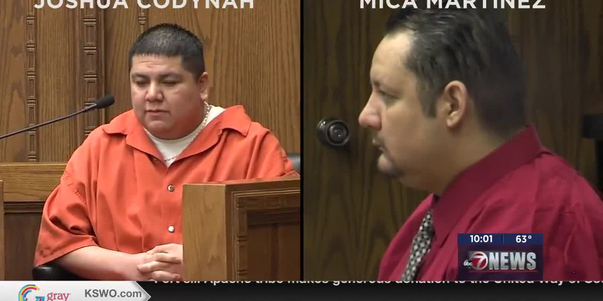 Two Comanche County men convicted of murder dispute state's jurisdiction