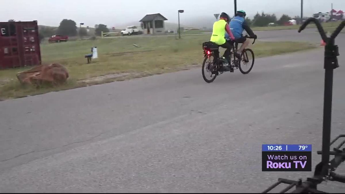 Cyclists participate in first ever Tour De Fort Sill