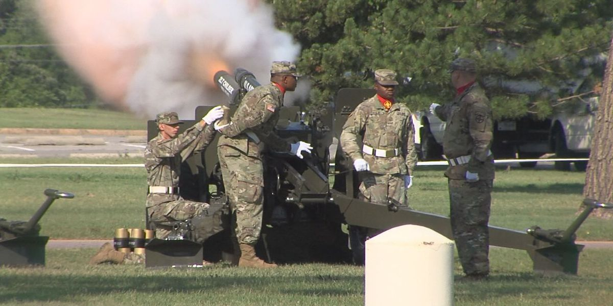 """""""You won't get this anywhere else,"""" Fort Sill's Independence Day Ceremony"""