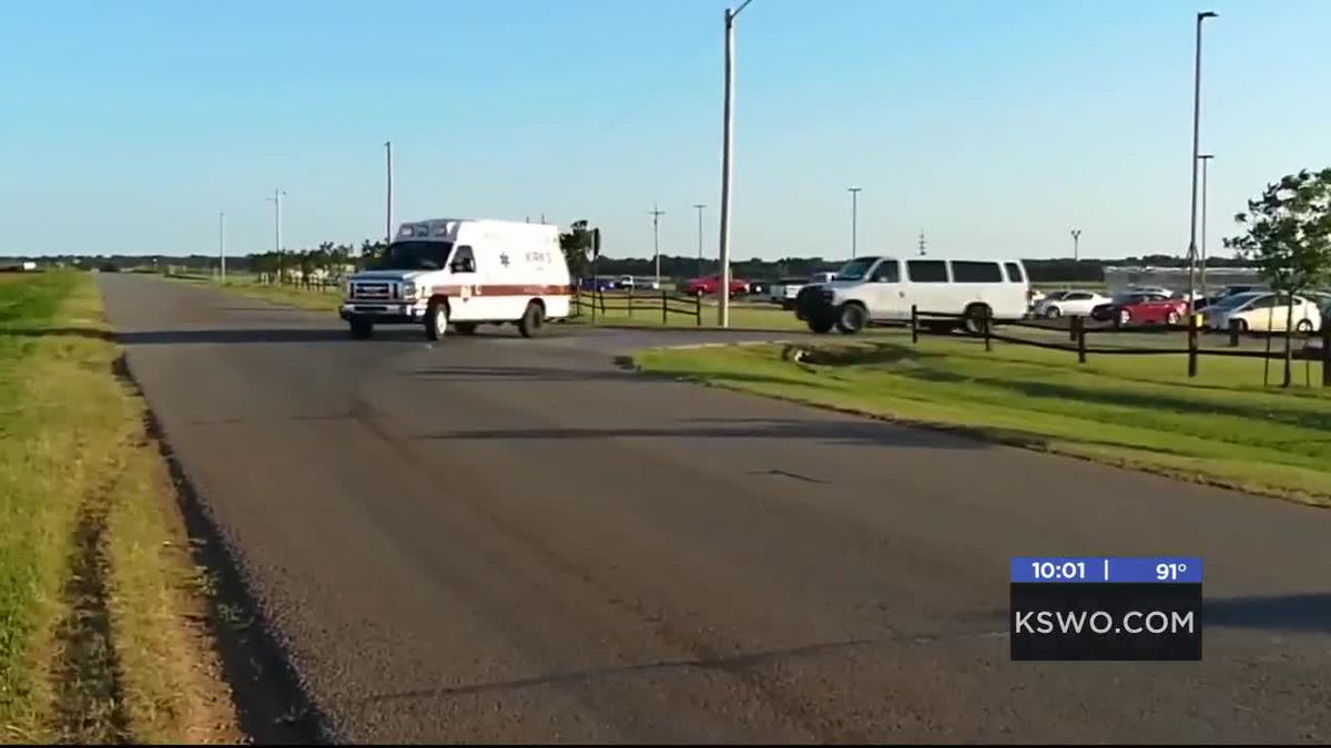 Stabbing reported at Lawton Correctional Facility
