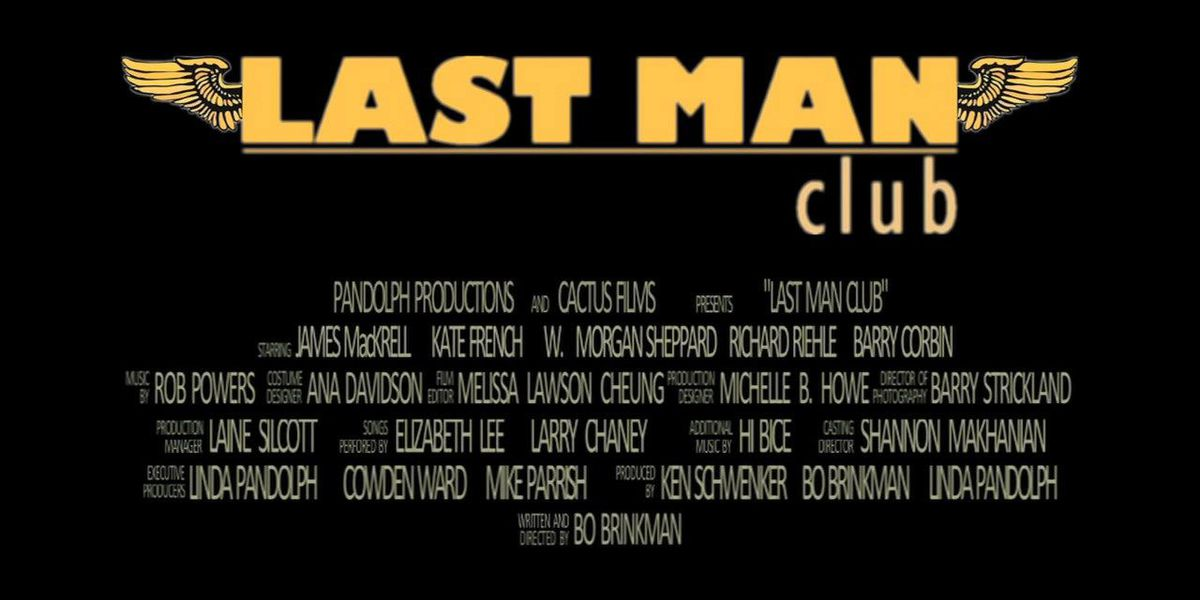 Last Man Club to premiere in Lawton