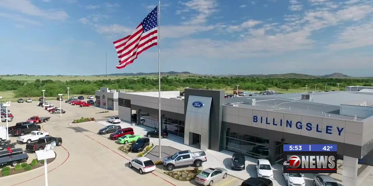 Billingsley Lincoln of Lawton to be honored as outstanding local business