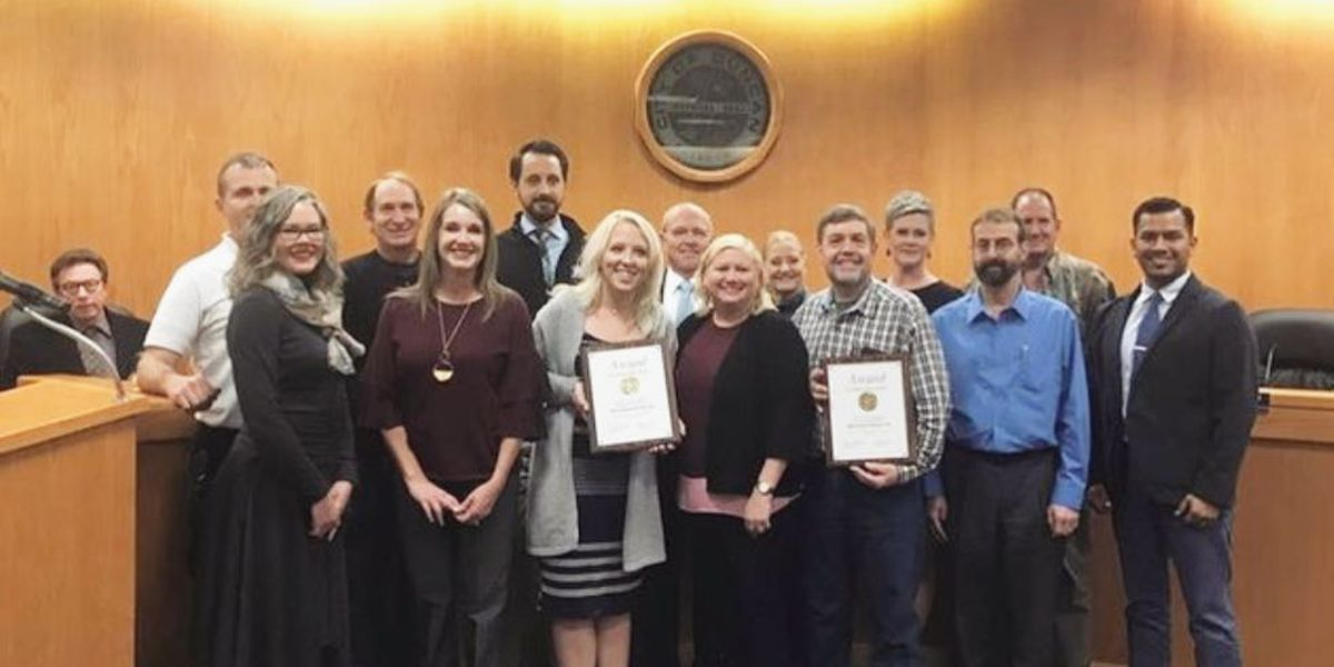 Main Street Duncan receives National Main Street accreditation