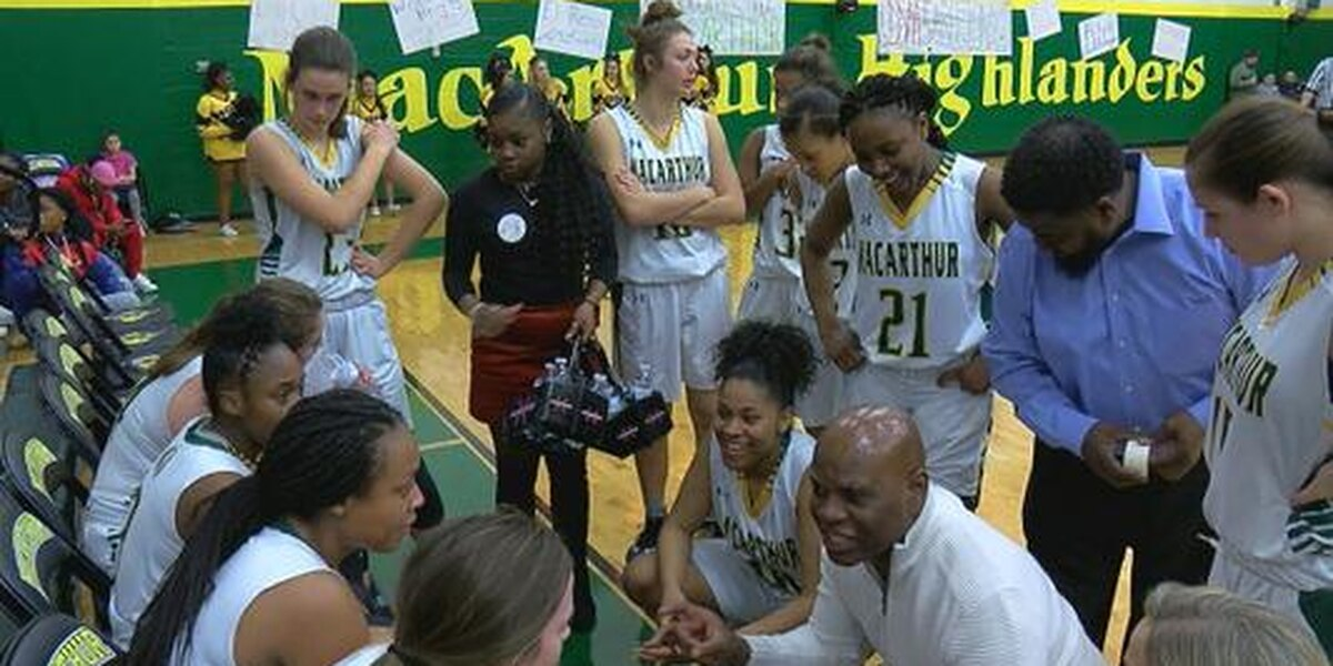 Mac, Ike and Altus girls all victorious on Day One of 5A Regional Tournament
