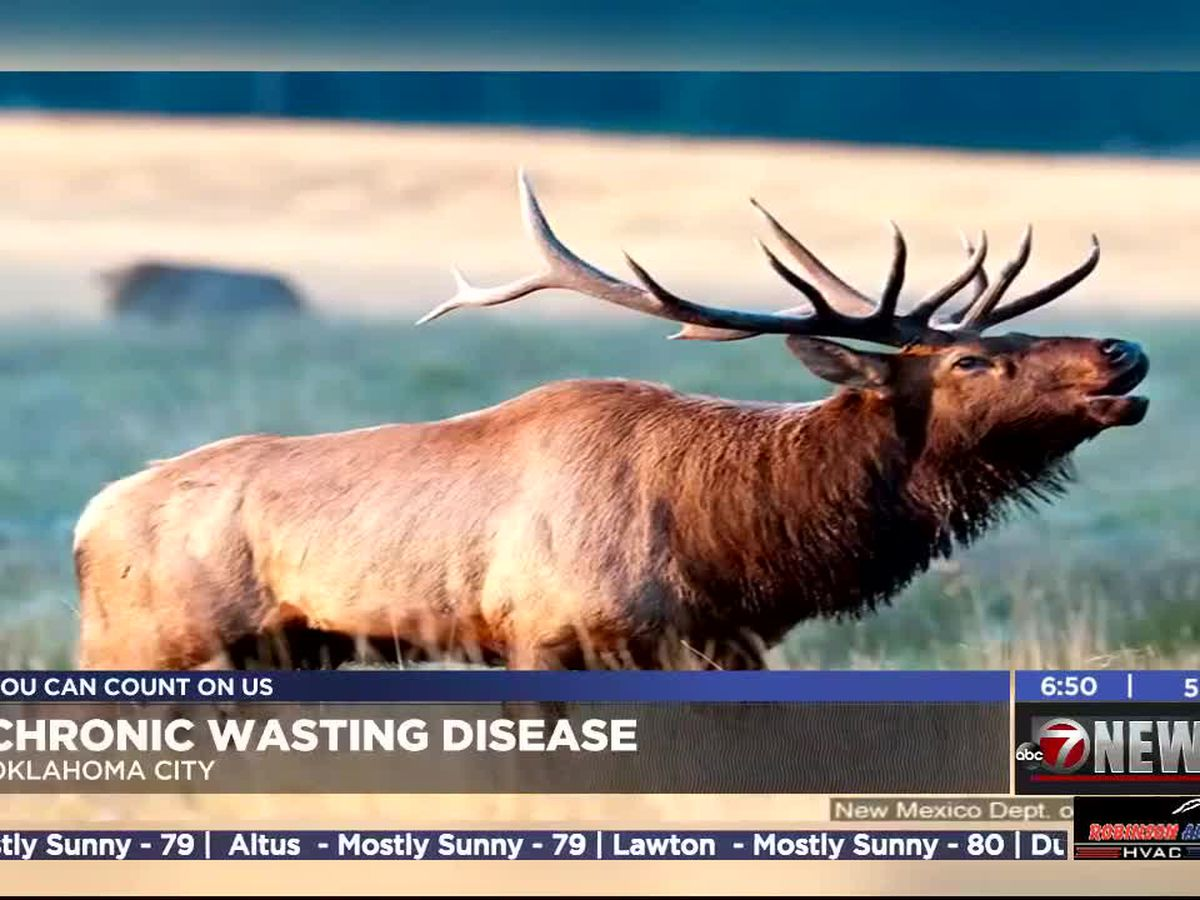 Chronic Wasting Disease in Oklahoma