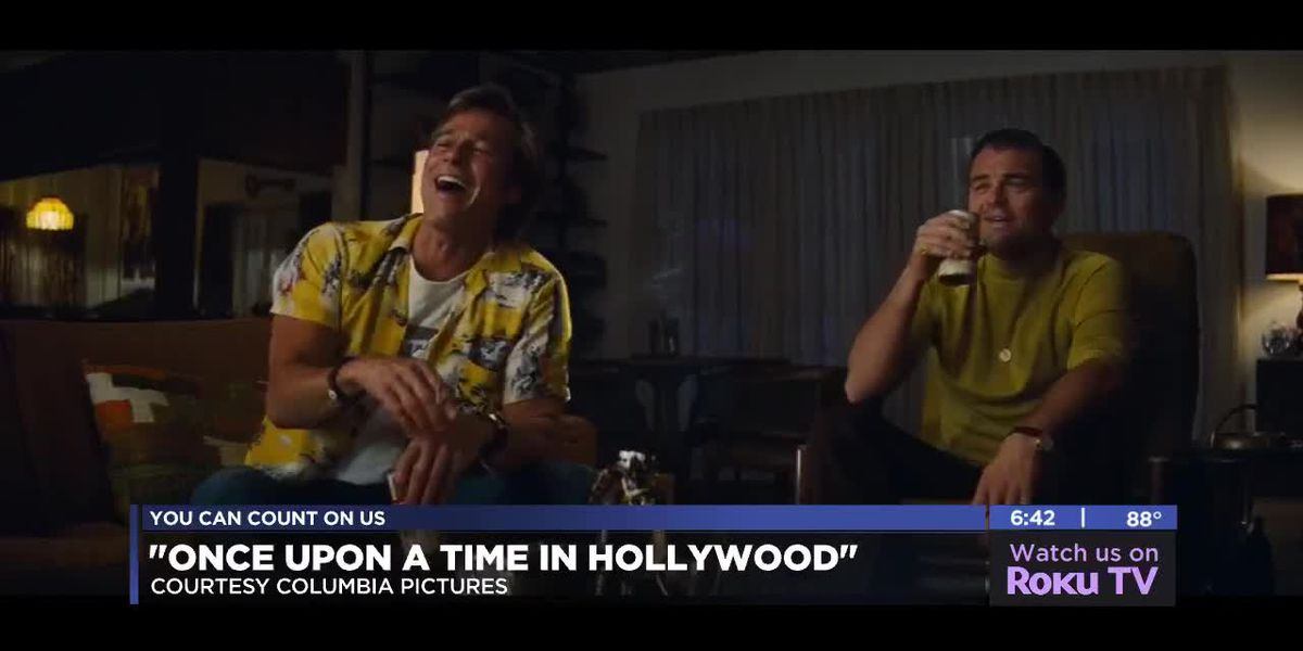 7News at the Movies: Once Upon A Time In Hollywood and more