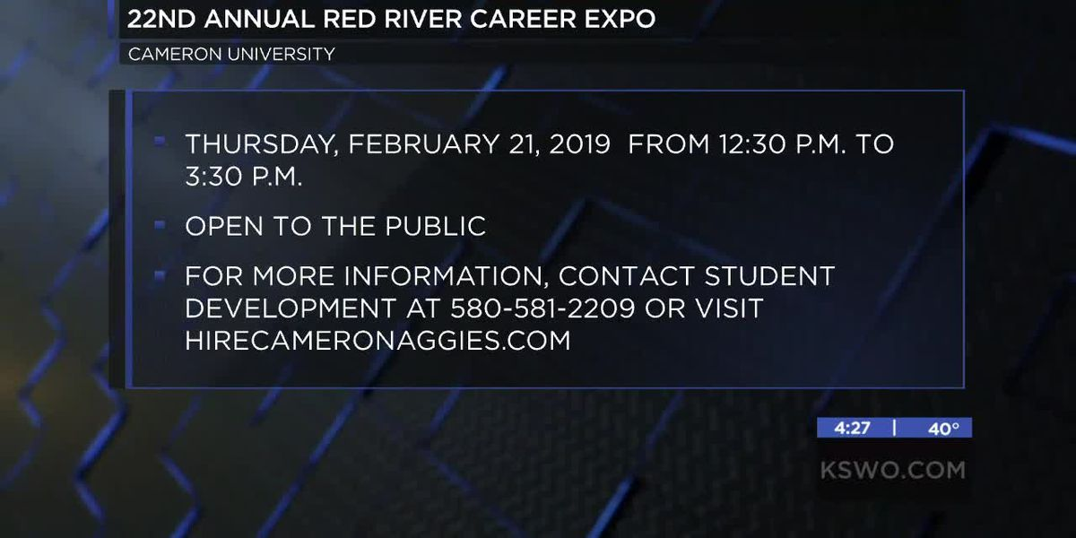 Cameron University holding 22nd annual Career Expo